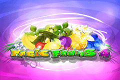 logo magic fruits 4 wazdan gokkast spelen