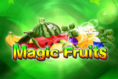 logo magic fruits wazdan gokkast spelen