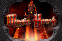 logo magic hot 4 wazdan gokkast spelen