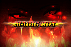 logo magic hot wazdan gokkast spelen