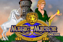 logo magic mirror deluxe merkur gokkast spelen