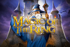 logo magic of the ring wazdan gokkast spelen