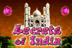 logo secrets of india merkur gokkast spelen