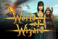 logo world of wizard merkur gokkast spelen