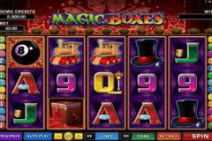 magic boxes microgaming casino gokkasten