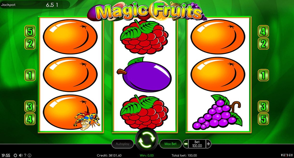 Spiele Magic Fruits Deluxe - Video Slots Online