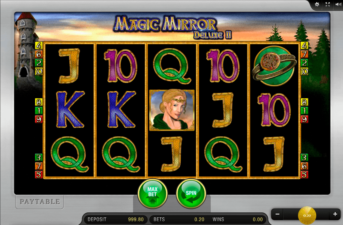 Spiele Magic Of The Ring Deluxe - Video Slots Online