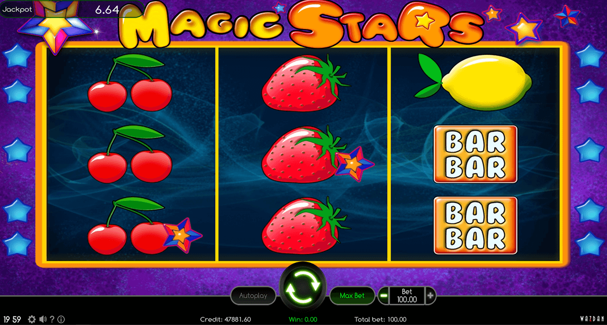 magic stars wazdan casino gokkasten