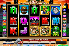 money mad monkey microgaming casino gokkasten