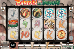phoenix and the dragon microgaming casino gokkasten