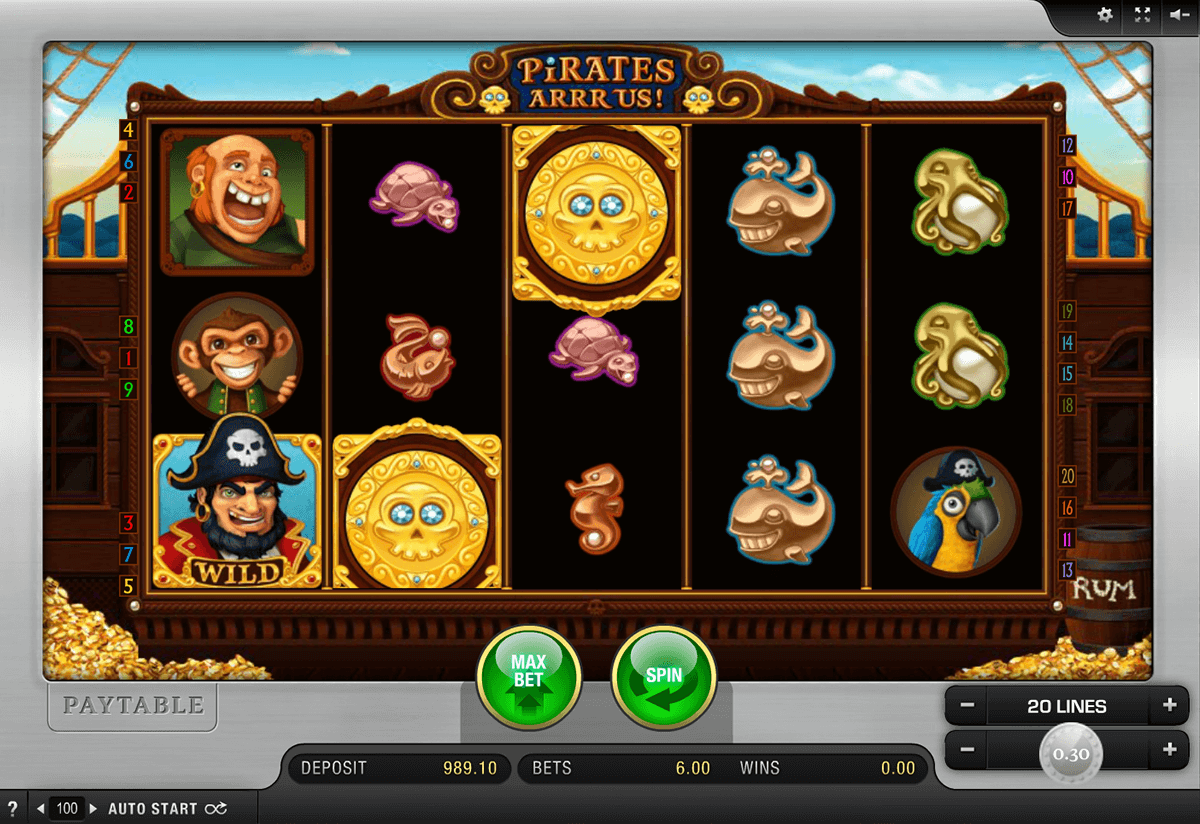 pirates arrr us merkur casino gokkasten