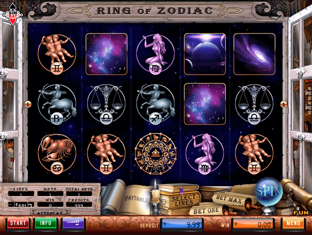 ring of zodiac simbat casino gokkasten