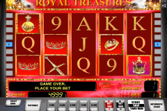 royal treasures novomatic casino gokkasten