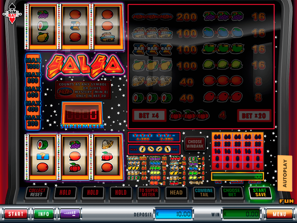 Spiele Salsa Poppers - Video Slots Online