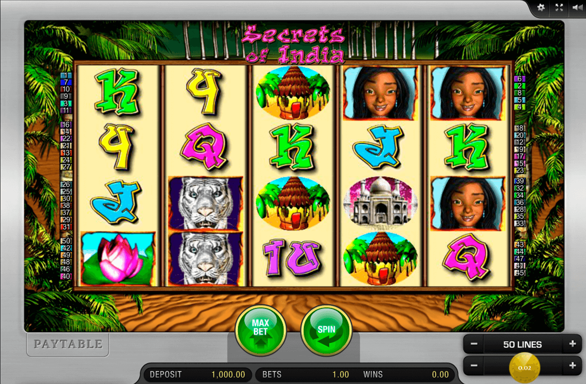 secrets of india merkur casino gokkasten