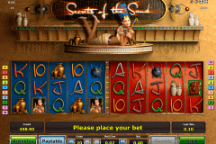 secrets of the sand novomatic casino gokkasten 480x320