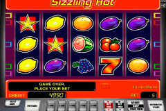 sizzling hot novomatic casino gokkasten