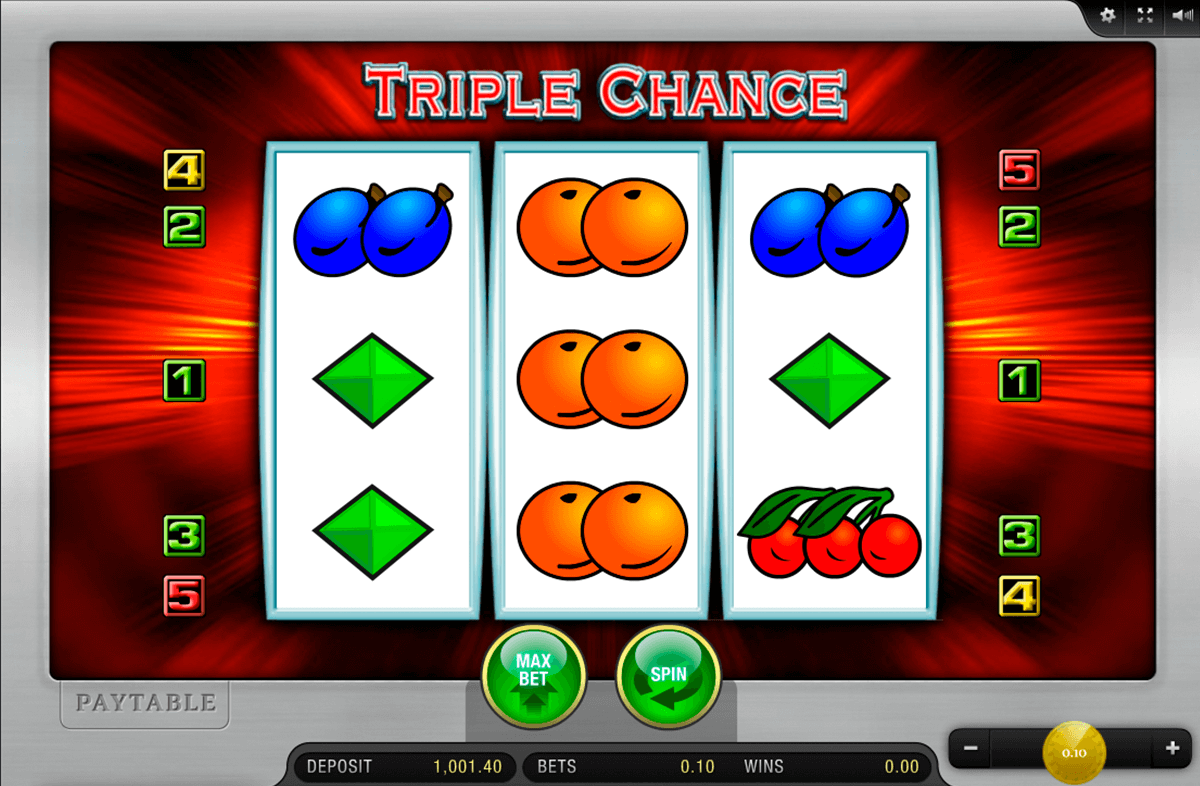 Spiele Triple Triple Chance - Video Slots Online