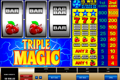 triple magic microgaming casino gokkasten