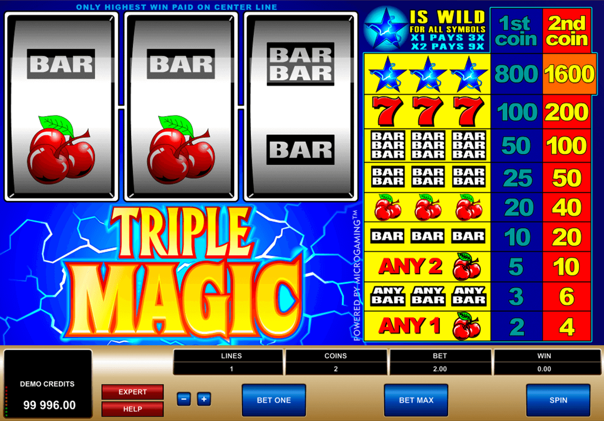 magic casino online