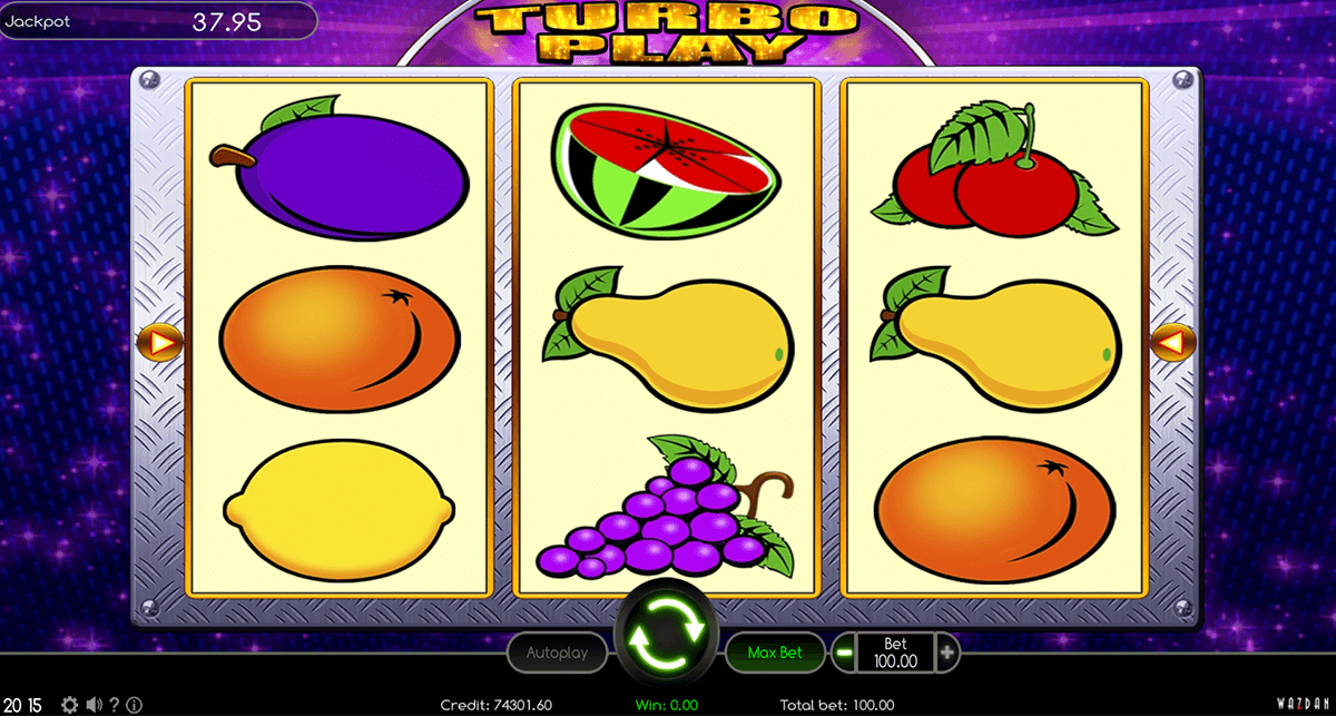 turbo play wazdan casino gokkasten