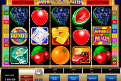 wheel of wealth special edition microgaming casino gokkasten