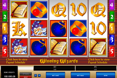 winning wizards microgaming casino gokkasten